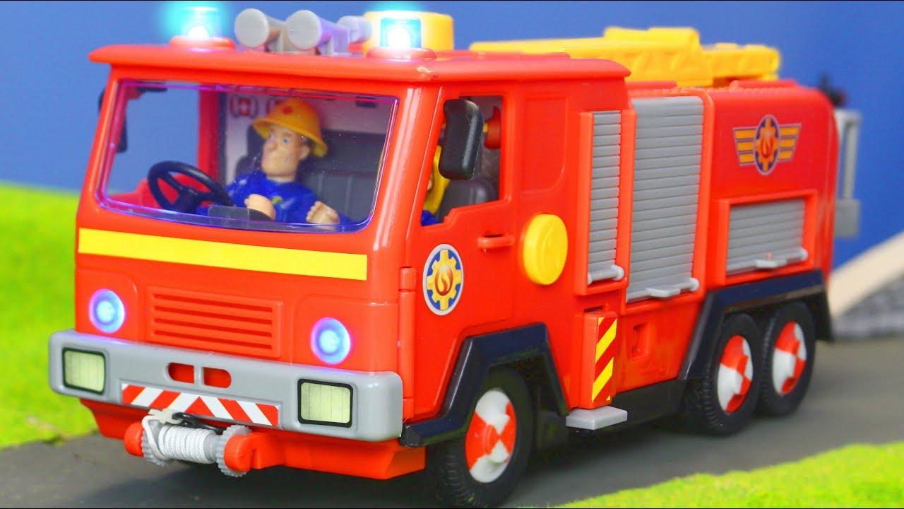 Feuerwehrmann Sam Episoden