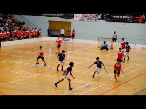 Floorball A Division 2016 AC vs MJ 2nd period part 1
