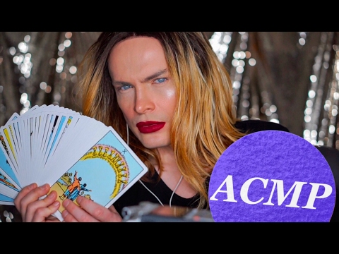 АСМР ASMR значение карт ТАРО , шепот, скрип, TAROT CARDS MEANING