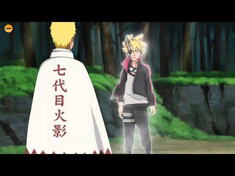 Boruto Mostra Sua Nova TRANSFORMAÇÃO Para Naruto! Boruto Naruto Next Generations