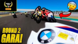 One meter away from DISASTER!💥 - A RACING STORY EP.12 (ROUND2 PIRELLI CUP)