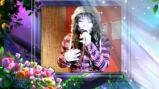 カラオケでジュディ・オングさんの「魅せられて」を歌ってみました。 英...