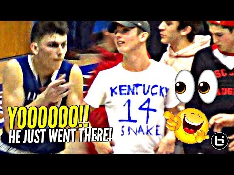 Tyler Herro in High School: Responds to Overrated Chants with 45 Points