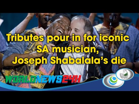 Tributes Pour In For Iconic SA Musician, Joseph Shabalala
