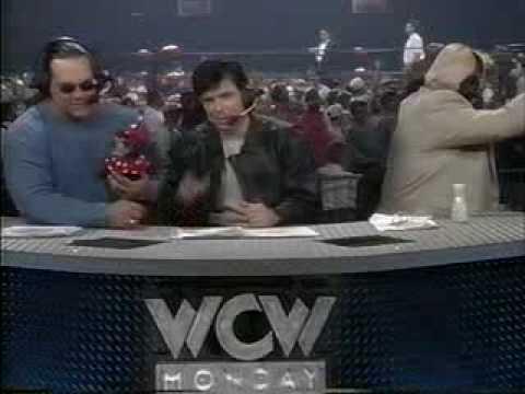 WCW Monday Nitro 11/06/95 Part 3