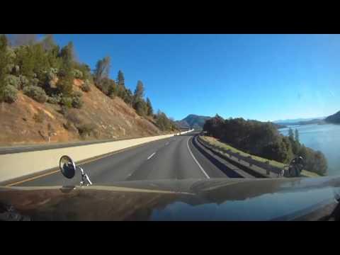 Trucking through Nor-cal into Oregon........