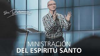 Ministración del Espíritu Santo - Andrés Corson - 4 Febrero 2015