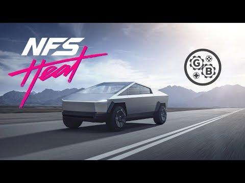 Tesla ... What The Truck? LET'S TALK The Cybertruck // NFS Heat LIVE Stream - (Gears & Buttons)