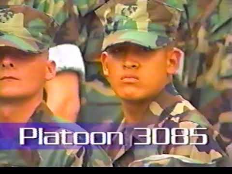 Kilo Company, Platoon 3085, July 2000, MCRD San Diego