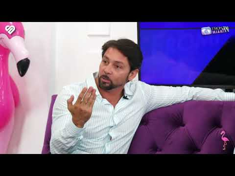 """The Interview with Salim Rubiales """"Eduardo Rodriguez"""""""