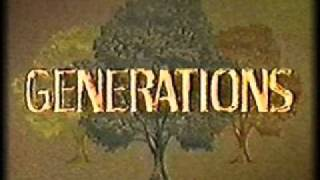 Generations (1989-1991) closing theme tune
