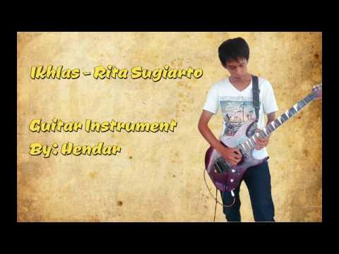 Ikhlas   Rita Sugiarto Guitar Cover By Hendar