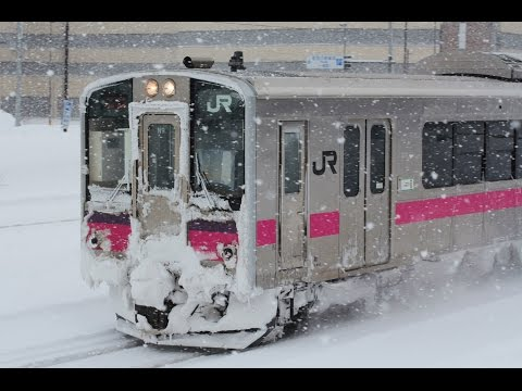 JR 701系 - 701 series Local & Everyday Train