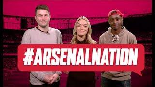 LET'S TALK ABOUT TROY DEENEY & COJONES | Arsenal Nation - Laura Woods, Jake Boys & Sharky