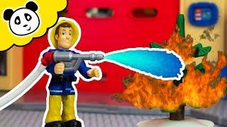 Feuerwehrmann Sam - Sam rettet die neue Feuerwehrstation! - Feuerwehrmann Sam Deutsch Neue Folgen