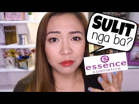 Try natin ang ESSENCE! Full Face REVIEW!