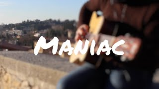 Michael Sembello - Maniac (Acoustic Guitar Arrangement by Antonio Paone)