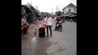 Giọt lệ đài trang Phan Văn Hạnh . Hát rong đường phố