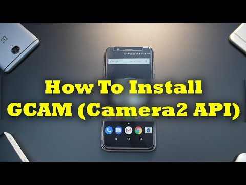 How To Install Gcam & Enable Camera2 API (Locked Bootloader)   Excellent  Pics From Your Zenfone M1