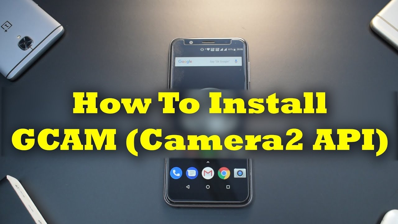 How To Install Gcam & Enable Camera2 API (Locked Bootloader) | Excellent  Pics From Your Zenfone M1