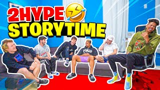2HYPE HOUSE IMPROV STORYTIME CHALLENGE!