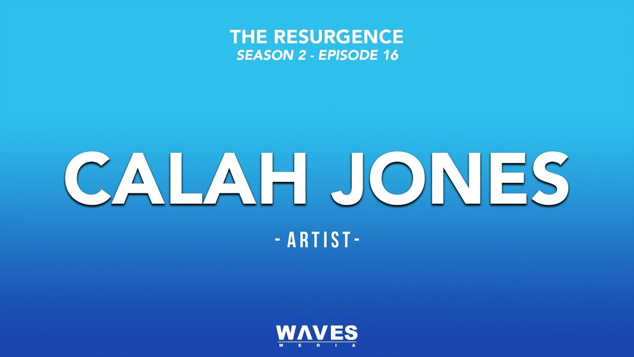 Calah Jones talks Illesthetic Magazine, Art By Luna, Being a Curator & More!