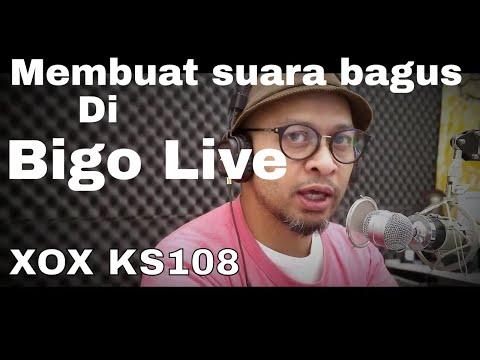 Live Chat Bigo Menggunakan  XOX Ks108