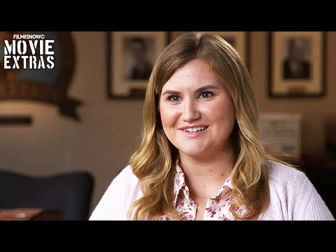 Fist Fight | On-set visit with Jillian Bell 'Holly'