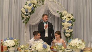 Качаем зал. Ведущий на свадьбу в Москве Илья Сорокин 2015