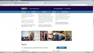Invata sa tranzactionezi Forex si piete internationale