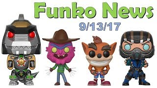 Funko News - September 13, 2017
