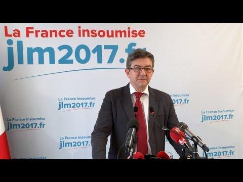 ÉDOUARD PHILIPPE PREMIER MINISTRE : «LE VIEUX MONDE EST DE RETOUR» - Mélenchon