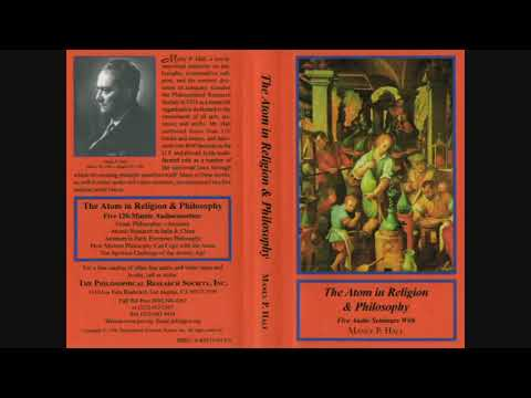 Manly P  Hall   Greek Philosopher   Atomists