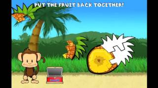 Monkey, Preschool, LunchBox - Great Game!