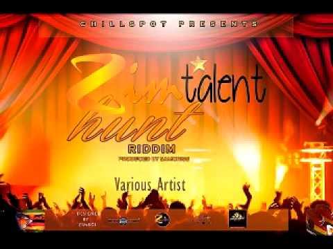 Zim Talent Hunt Riddim MiXX  Abra Simzz