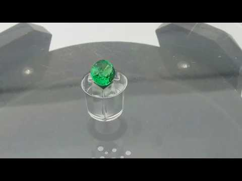 1.06 ct - Vivid Neon Tsavorite Garnet!