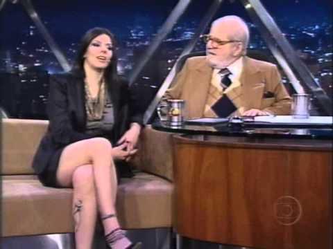 Jô Soares Entrevista Cínthya Verri
