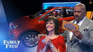 Car Stars: Mink Family 🚗⭐️ | Family Feud