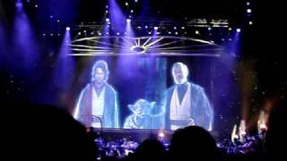 Star Wars in Concert - Throne Room / End Titles- Lisbon 2010