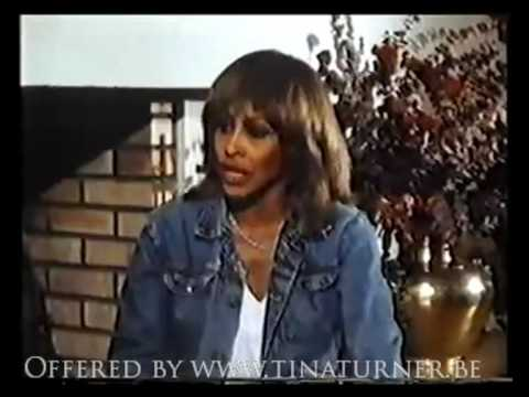 Tina Turner interview - Hollywood