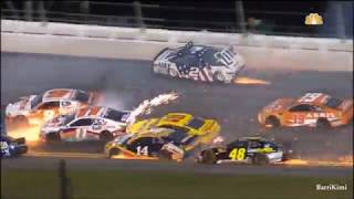 Monster Energy NASCAR Cup Series Daytona July 2018 The Big One