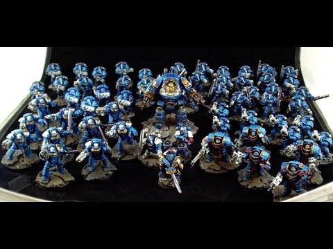 Ultramarines Army Ultramarines co...
