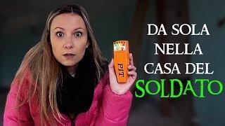 DA SOLA NELLA CASA DEL SOLDATO | SESSIONE GHOST BOX