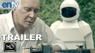 Robot And Frank Official Trailer [HD]: An Old Thief Uses A Robot Butler To Conduct A Heist