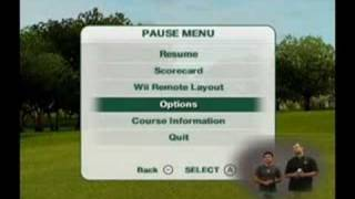 Tiger Woods PGA TOUR 09 - The Wii Swing