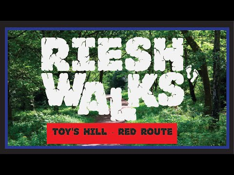 Riesh Walks Toys Hill Red Route Almost Youtube