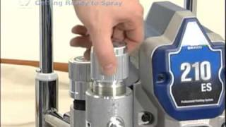 Introduction to Graco Sprayers (part 1 of 2)