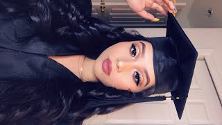get ready with me graduation ♡