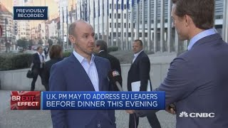 Daniel Hannan, a member of the European Parliament, discusses the o...