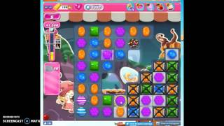 Candy Crush Level 1297 help w/audio tips, hints, tricks